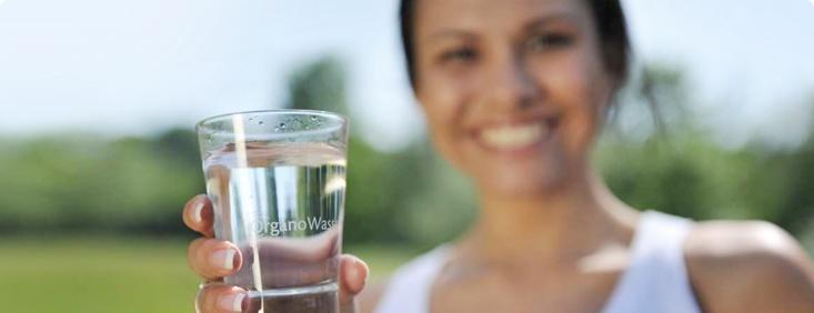 <b>ORGANO Wasser</b> – Belebtes Wasser direkt aus der Wasserleitung
